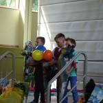 Unsere Schulanfänger 2015