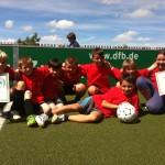 1. Platz Fußballturnier in Stützengrün