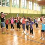 Schulsporttag 2013 - Tanzprojekt