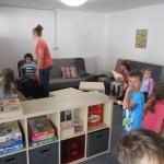 Neues Betreuungszimmer für freie Lern- und Spielzeiten