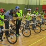 Fahrradprüfung, Klasse 4