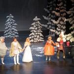 """Weihnachtstheater """"Drei Haselnüsse für Aschenbrödel"""", Dezember 2015"""