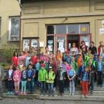 Tschechische Partnerschule, Mai 2016
