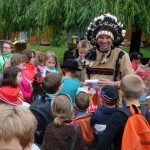 "Kindertag im Indianercamp ""Silverstreet"""