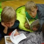 Lesenacht, Klasse 2
