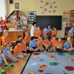 Zakladni skola - in der Grundschule