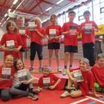 Staffellauf der Grundschulen in Treuen